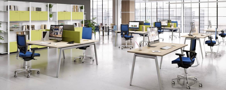 Rienk - Rienk kantoor werkplek 2021
